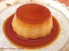 Crème Caramel / Flan / Caramel Custard