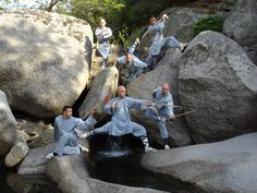Shaolin Wushu Research Institute -with Shifu Shi Yan Jun Shaolin Warrior monk from the Shaolin Temple Throughout The World, Around The Worlds, Marshal Arts, Shaolin Kung Fu, Training Center, Tai Chi, Martial, Samurai, Temple