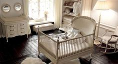 The gorgeous crib Ja