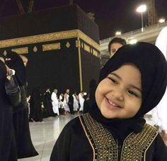 Mashallah subhanallah Muslim kids from makkah Muslim Girls, Muslim Couples, Islam, Kids Abaya, Baby Hijab, Cute Baby Girl Images, Cute Baby Wallpaper, Baby Kind, Happy Baby