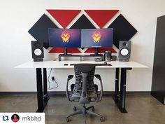#Repost @mkbhd with @repostapp My little creation corner is complete