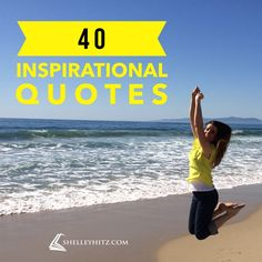 To celebrate turning 40 later this month, I posted 40 inspirational quotes (with images) on my blog. Get inspired, then share this post to encourage someone else and pay it forward. ==> 40 quotes here: http://www.shelleyhitz.com/40-great-inspirational-quotes/ Includes quotes from Nicole Dean, Scott Smith, Paul Evans, Felicia Slattery, inspiration from David Perdew's event NAMS and much more!
