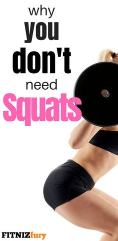 Lifting weights can strengthen your lower back but can also cause pain if not performed correctly. Certain exercises put you at higher risk of developing lower back pain. Short Workouts, Fun Workouts, Yoga Fitness, Fitness Tips, Fitness Plan, Weighted Squats, Kundalini Yoga, Pranayama, Low Back Pain