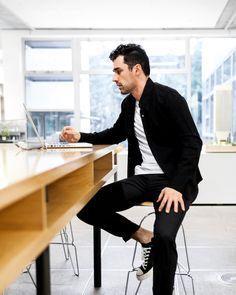 Meet Ace | Mindfulness-practicing design director Jacob Simons. | Kit and Ace