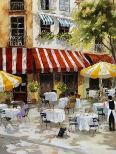 kawiarnia obraz