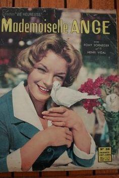 60 Mag Romy Schneider Michele Mercier Mademoiselle Ange 1