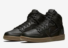 0fffe77522e7f Nike SB Dunk High Brian Anderson AH9613-001 Coming Soon