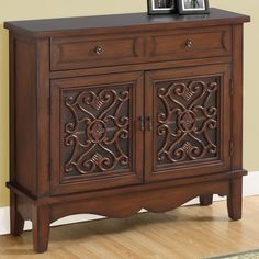 You'll love the Ceja 1 Drawer and 2 Door Chest at Wayfair - Great Deals on all Furniture products with Free Shipping on most stuff, even the big stuff.