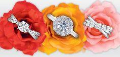Hearts On Fire diamond rings - Loloma Jewellers