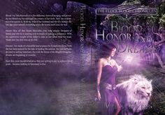 """Cover: """"Blood, Honor, and Dreams"""" by Melissa Myers « Through My Eyes – Art by Karri"""