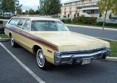 1973 Dodge Monaco Station Wagon