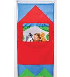 Doorway Puppet Theater - Magic Cabin
