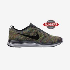 quality design f0120 c1464 Nike Flyknit Lunar1+ Men s Running Shoe
