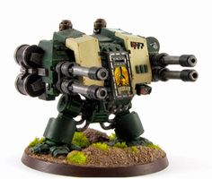 Space Marines Unit Tactics: Mortis Pattern Dreadnaught | Wargames, Warhammer & Miniatures News: Bell of Lost Souls