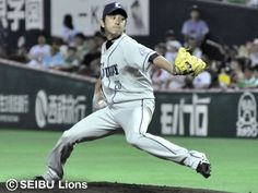 Ryouma Nogami went 6 innings, striking out 3 batters, walking 1 and allowing an earned run as he gets his 4th win of the season at Fukuoka Yahoo! Japan Dome on Friday, August 3, 2012.