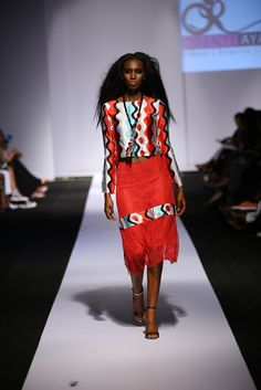 Lagos Fashion & Design Week : Orente Ayaba ~Latest African Fashion, African women dresses, African Prints, African clothing jackets, skirts, short dresses, African men's fashion, children's fashion, African bags, African shoes ~DKK