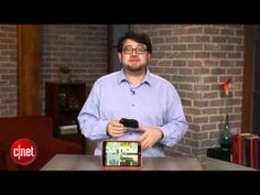 SteelSeries Stratus, the tiny little wireless iOS game - YouTube