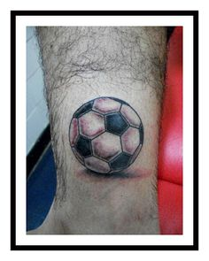 Downtown Buenos Aires Tattoo Studio: SOCCER BALL TATTOO