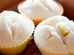 米粉100%蒸しパン:アレルギー対応の画像