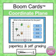 Boom Cards™ play on any digital device with an internet connection, zero prep, no printing, no cutting, no laminating, and self grading. Hosted by Boom Learning℠. Included: ---One deck with 20 cards compatible with the Boom Learning℠ System.