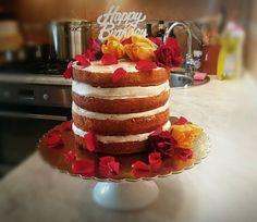 Hapy B-day sweetheart :) Cake, Desserts, Food, Tailgate Desserts, Deserts, Kuchen, Essen, Postres, Meals