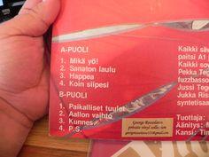 FINNFOREST-1st LP (ORIGINAL ON LOVE RECORDS) JAZZPROG AT ITS FINEST