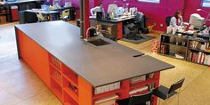 Paperstone Countertop - Durable, Versatile, Non-Toxic, Recycled Paper - Green Building Supply