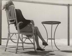 'Sul molo' (On the Pier),1954. Photo by Paolo Bocci.
