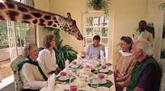 Giraffe Manor African Safaris & Adventures