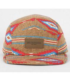 OBEY Hemp Strapback Hat - @ Hatstash.com