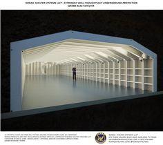 S24x80 Bomb Shelter Interior 1
