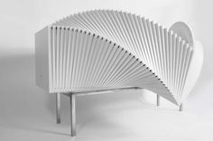 The Wave: A Functional Sculpture by Sebastian Errazuriz Photo