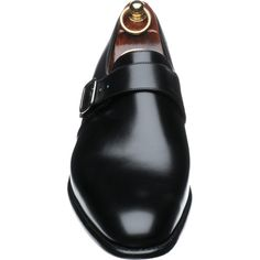 Monk strap 'Asquith' shoe by Herring. I always swore by Church's, but I think this toe is nicer...