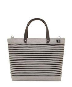 stripe coal bag / Jack Spade by katina