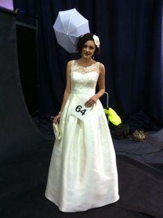 The stunning 'Grace' gown from Bertossi Brides at Paddington Weddings  www.paddingtonweddings.com.au