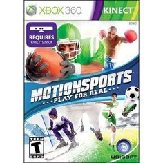 Xbox 360 Kinect Sports and Excercise Games Penalty Kick, Latest Video Games, Video Game Collection, Xbox 360 Games, Aleta, Family Kids, Online Gifts, Mind Blown, Xbox One