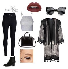 """""""Untitled #1"""" by jaileenestyles ❤ liked on Polyvore"""