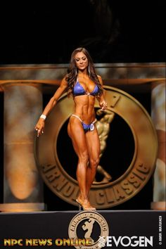 Janet Layug - 2017 Arnold Classic
