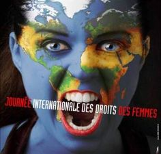 Journée Internationale des Droits des Femmes - Le Blog d'Europe N'Roll - Das Blog von Europe N'Roll