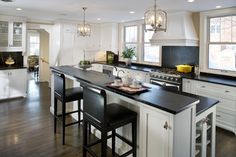 2 level kitchen island | Two Level Kitchen Island Design Ideas, Pictures, Remodel, and Decor