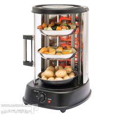 vertical Rotisserie Grill / شواية الشاورما والمأكولات العمودية