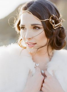 Sylvie-Gil-Beach-Wedding-Golden-Hairpiece-Fur-Coat.jpg