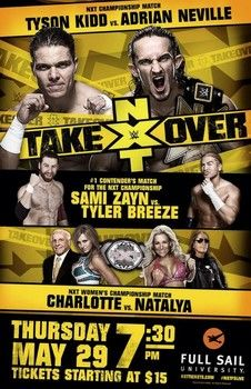 WWE NXT 'Takeover' recap, results: Adrian Neville vs. Tyson Kidd for the title