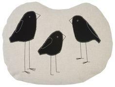 K-studio - birds pillow