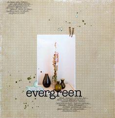"""Layout von © Nina Menden für www.danipeuss.de @Echo Park Paper """"For the Record 2 - Documented"""""""