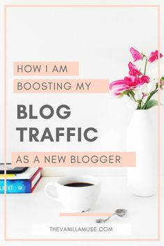 Driving traffic got you wonked out and ready to quit? Don't give up yet because there are tried-and-true strategies that YOU can be implementing that will drive insane amounts of traffic to your blog. Read this post to learn exactly how I am boosting the traffic to my blog, even as a new blogger!