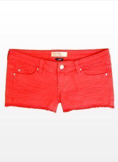 Cute shorts from garage for more color-blocking! @Metropolis @Metropolisatmet #Findwhatyoulove