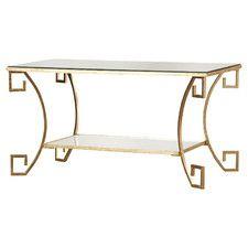Yasemeen Mirrored Coffee Table