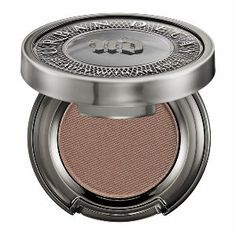 Urban Decay Eyeshadow in Buck - fawn brown matte #sephora