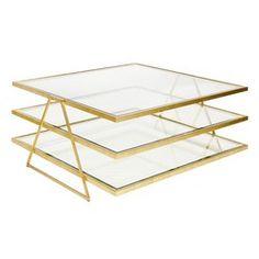 Jonathan Coffee Table #worldsaway #design #interiors #homedecor #interiorhomescapes #interiorhomescapes.com
